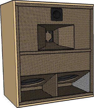 bill fitzmaurice omni10 full range diy pro audio bass guitar speaker kit. Black Bedroom Furniture Sets. Home Design Ideas